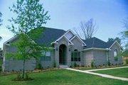 Southern Style House Plan - 4 Beds 2.5 Baths 2554 Sq/Ft Plan #17-1048 Photo