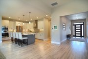 Prairie Style House Plan - 3 Beds 2 Baths 2362 Sq/Ft Plan #124-1195 Interior - Other