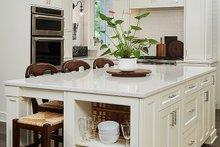 Traditional Interior - Kitchen Plan #928-300