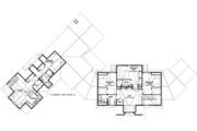 Craftsman Style House Plan - 5 Beds 4 Baths 5026 Sq/Ft Plan #928-292 Floor Plan - Upper Floor Plan