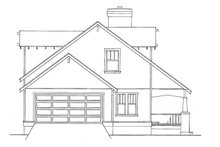 Home Plan - Country Exterior - Other Elevation Plan #140-174