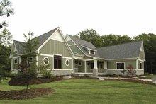 House Plan Design - Bungalow Exterior - Front Elevation Plan #928-169