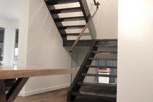 Architectural House Design - Contemporary Interior - Entry Plan #23-2554