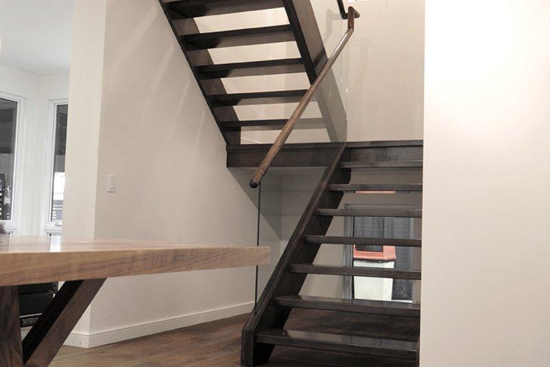 Contemporary Interior - Entry Plan #23-2554 - Houseplans.com