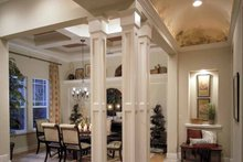 Mediterranean Interior - Dining Room Plan #417-746