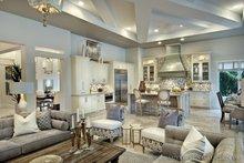 House Plan Design - Mediterranean Interior - Kitchen Plan #930-444