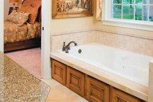 House Plan Design - Craftsman Interior - Master Bathroom Plan #927-133