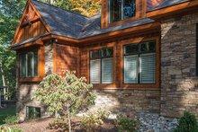 Architectural House Design - Craftsman Exterior - Front Elevation Plan #1057-1