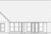 Farmhouse Style House Plan - 3 Beds 2.5 Baths 1814 Sq/Ft Plan #1074-1