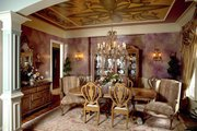 European Style House Plan - 5 Beds 4.5 Baths 4353 Sq/Ft Plan #54-101 Photo