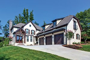 Home Plan - European Exterior - Front Elevation Plan #927-362