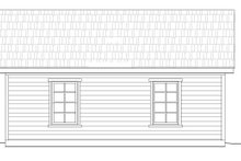 House Plan Design - Country Exterior - Other Elevation Plan #932-116