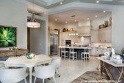Mediterranean Style House Plan - 4 Beds 4.5 Baths 4030 Sq/Ft Plan #930-473 Interior - Other