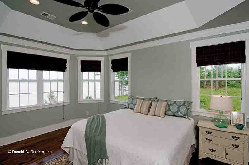 European Interior - Master Bedroom Plan #929-906 - Houseplans.com