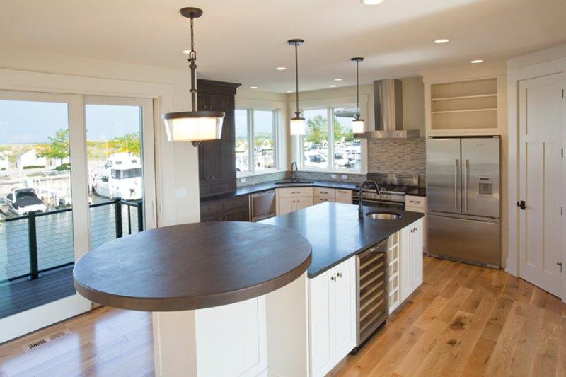 Contemporary Interior - Kitchen Plan #928-270 - Houseplans.com