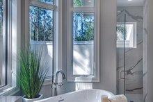 House Plan Design - Mediterranean Interior - Master Bathroom Plan #930-473