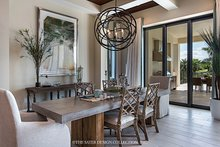 Mediterranean Interior - Dining Room Plan #930-458