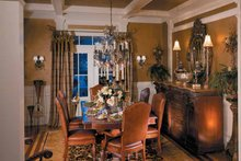 Home Plan - Colonial Interior - Dining Room Plan #429-313