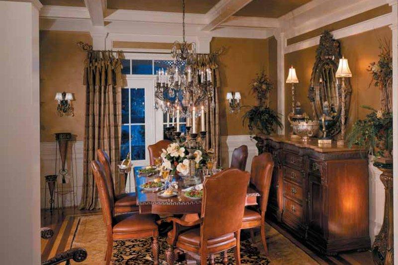 Colonial Interior - Dining Room Plan #429-313 - Houseplans.com