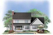 Country Style House Plan - 4 Beds 2.5 Baths 2366 Sq/Ft Plan #929-737