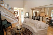 Country Style House Plan - 4 Beds 3 Baths 2034 Sq/Ft Plan #927-258 Interior - Family Room