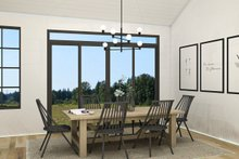 Farmhouse Interior - Dining Room Plan #23-2729