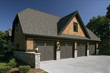 Craftsman Exterior - Other Elevation Plan #928-32