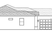 Home Plan - Mediterranean Exterior - Other Elevation Plan #1058-113