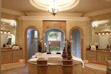 House Plan Design - Mediterranean Interior - Bathroom Plan #1017-1