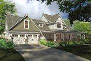 Farmhouse Style House Plan - 3 Beds 3 Baths 2414 Sq/Ft Plan #120-189