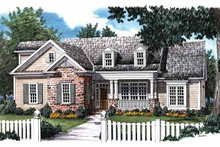 House Plan Design - Country Exterior - Front Elevation Plan #927-833