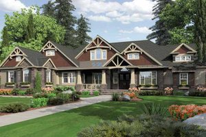 Traditional style house plan 3 beds 3 baths 3275 sq ft for Homeplans com reviews