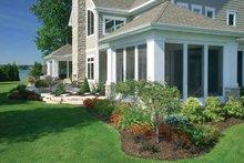 Craftsman Exterior - Other Elevation Plan #928-188