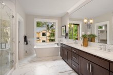 Contemporary Interior - Master Bathroom Plan #1066-14