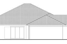 House Plan Design - Mediterranean Exterior - Other Elevation Plan #930-457