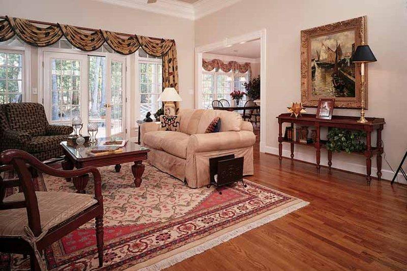Traditional Interior - Family Room Plan #929-177 - Houseplans.com