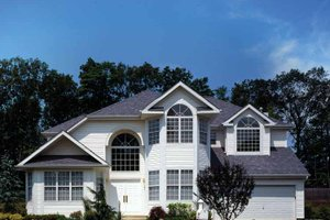 Home Plan - Traditional Exterior - Front Elevation Plan #314-191