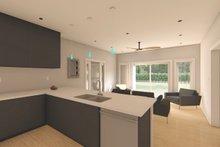 House Plan Design - Cottage Interior - Kitchen Plan #126-222
