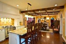 Craftsman Interior - Kitchen Plan #928-244
