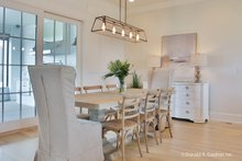 European Interior - Dining Room Plan #929-1009