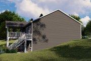 Craftsman Style House Plan - 2 Beds 2 Baths 1645 Sq/Ft Plan #1064-133