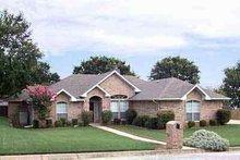 House Plan Design - European Exterior - Front Elevation Plan #84-216