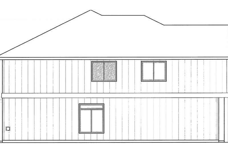 Country Exterior - Other Elevation Plan #509-268 - Houseplans.com