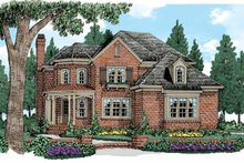 Home Plan - Traditional Exterior - Front Elevation Plan #927-517