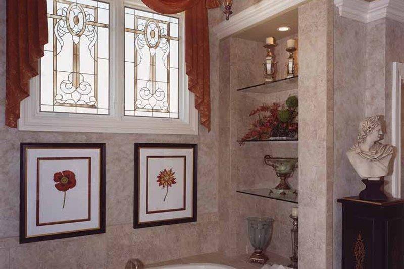 Country Interior - Bathroom Plan #46-747 - Houseplans.com