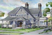 Craftsman Exterior - Front Elevation Plan #928-239