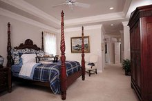 Traditional Interior - Bedroom Plan #929-177