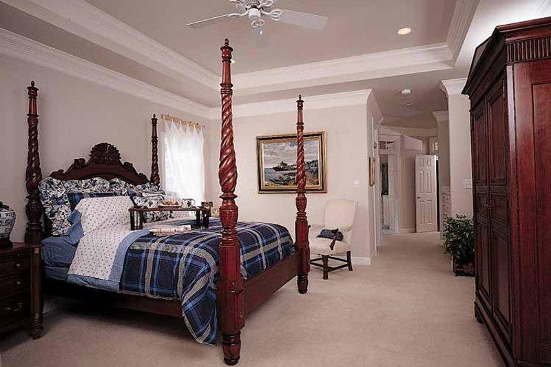 Traditional Interior - Bedroom Plan #929-177 - Houseplans.com
