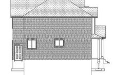 House Plan Design - Traditional Exterior - Other Elevation Plan #1060-18