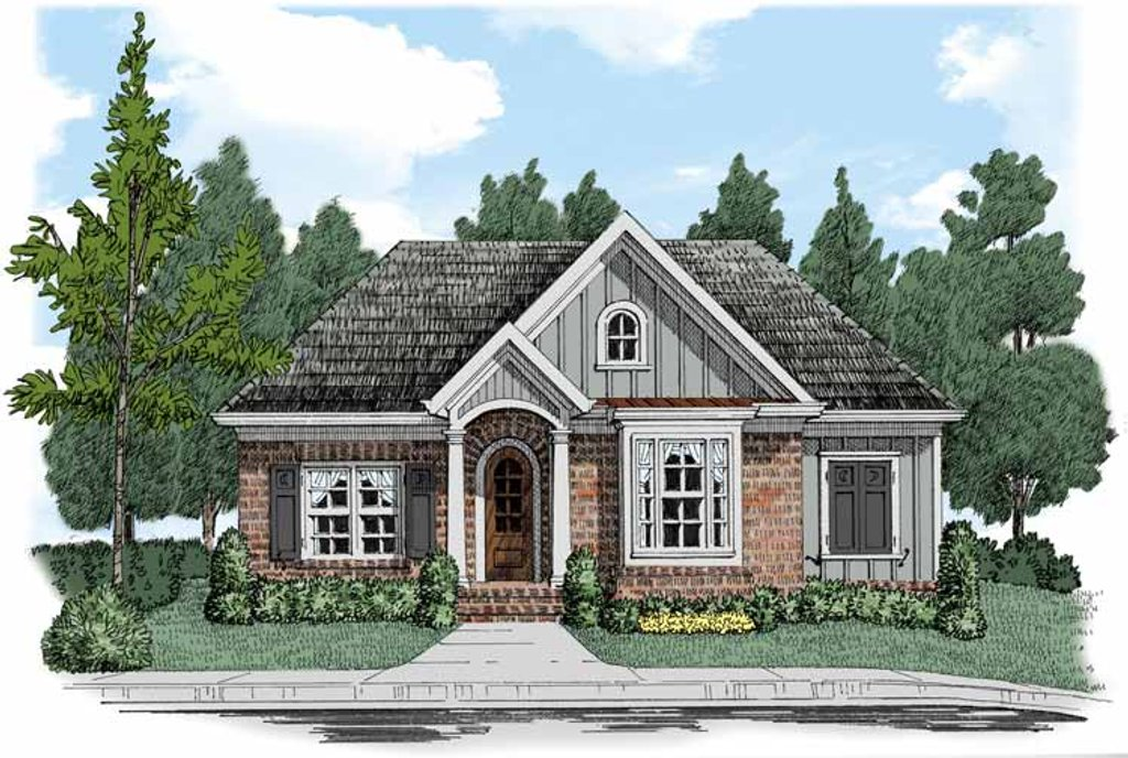 Bungalow Style House Plan 3 Beds 2 Baths 2171 Sq Ft Plan 927 516 Eplans Com